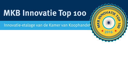 Allplast TOP-100 most innovative SME companies in the Netherlands